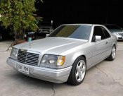 1991 MERCEDES-BENZ 300CE รถเก๋ง 2 ประตู สวยสุดๆ