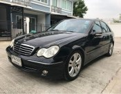 ขายรถ MERCEDES-BENZ C230 Kompressor Avantgarde 2007 ราคาดี