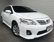2012 Toyota Corolla Altis 1.6 ALTIS (ปี 08-13) CNG sedan AT