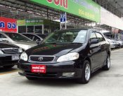 ขายรถ TOYOTA Corolla Altis E 2003 รถสวยราคาดี