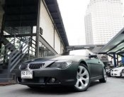 2005 BMW SERIES 6 รถเก๋ง 2 ประตู สวยสุดๆ