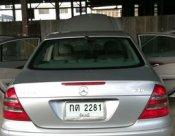 2005 MERCEDES-BENZ E220 สภาพดี