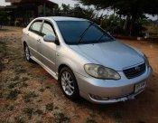 รถสวย ใช้ดี TOYOTA Corolla Altis รถเก๋ง 4 ประตู