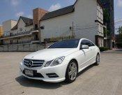 ขายรถ MERCEDES-BENZ E200 AMG Dynamic 2013 ราคาดี