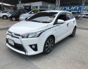Toyota Yaris 1.2 E limited ปี 2014