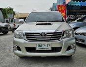 (ฒฬ 7137) TOYOTA HILUX VIGO SMART CAB 2.5 J เกียร์ธรรมดา ปี 2013