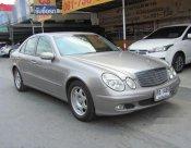 ขายรถ MERCEDES-BENZ E220 CDI Classic 2005 ราคาดี