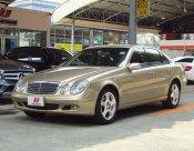 ขายรถ MERCEDES-BENZ E220 CDI Classic 2004 ราคาดี