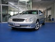 2003 Mercedes Benz CLK240 Coupe Avantgarde 2.6 W209