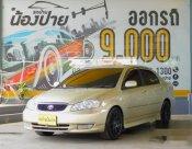 ขายรถ TOYOTA Corolla Altis E 2003 ราคาดี