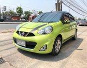 2013 Nissan MARCH VL hatchback