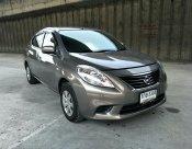 เมญ่าขายรถมืองสองฟรีดาวน์ Nissan Almera 1.2E A/T 2013