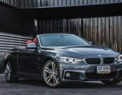 BMW 420d Convertible M-Sport Package (F33) ปี 2014