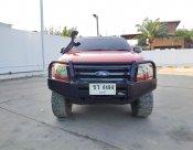 (ขว 4494) FORD RANGER DOUBLE CAB 3.2 HI-RIDER 4 WD WILD TRAK เกียร์ออโต้ ปี 2013