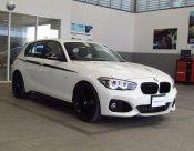 2018 BMW 118i M Sport รถเก๋ง 5 ประตู