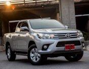 จัดฟรีดาวน์ได้ทุกอาชีพ ติดอะไรมาคุยกันครับ พร้อมมอบการันตีซ่อมศูนย์ให้อีก2ปี Toyota Revo 2.4E Plus Prerunner SMART CAB  2015