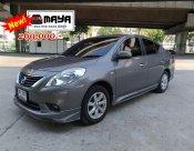 เมญ่าขายรถมือสองฟรีดาวน์ Nissan Almera 1.2VL Sedan A/T 2012