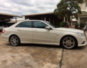 2012 MERCEDES-BENZ E220 CDI รับประกันใช้ดี