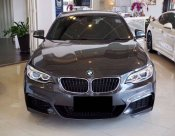 BMW 218i Coupe M sport ปี 2015