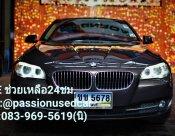 2014 BMW 525 D ดีเซล Twin turbo แรงสุด ประหยัดจริง ออฟชั่นครบสุด