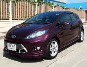 2013 Ford Fiesta Sport Black Limited hatchback