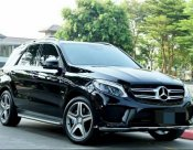 Mercedes Benz GLE 500e Plug In Hybrid AMG Sports Dynamic ปี 2016