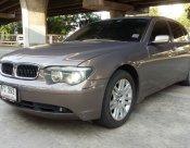 ขายรถ BMW SERIES 7 730 Li 3.0 ปี 2005 โฉมE65
