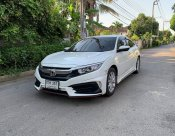 2018 Honda CIVIC E sedan