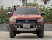 FORD RANGER 2.2 WILDTRAK DOUBLE CAB MT ปี 2014