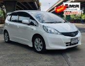 เมญ่าขายรถฟรีดาวน์ Honda Jazz 1.5S i-Vtec A/T 2013