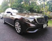 BENZ E220D 2.0 Exclusive ปลายปี 2016