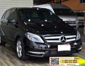Mercedes-Benz B200 BlueEFFICIENCY 1.6 W246 Sports AT 2013