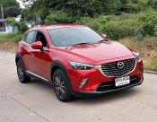 Mazda CX-3 2.0 S ปี16 สีแดง ออฟชั่นครบ