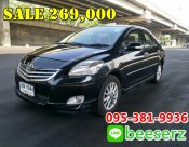 Toyota Vios 1.5 G AT ปี2011