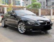 BMW 630i Coupe E63  🎯🎯ปี 2011 สีดำ