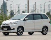 TOYOTA NEW AVANZA 1.5 S MNC AT ปี 2017