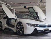 2016 BMW I8 Hybrid coupe