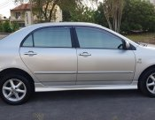 Toyota Corolla Altis E Limited 2003 sedan