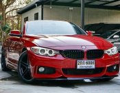 BMW 420d Convertible M-Sport Package ปี 2014