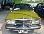 230E W123 รถสวย
