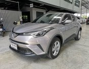 TOYOTA C-HR 1.8 ENTRY / AT / ปี 2018