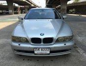 BMW 523iA ปี 2002 เล่มพร้อมโอน ภาษีไม่ขาด