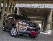 สวยมาก จัดกู้ได้ถึง810000 และมอบการันตีซ่อมศูนย์ให้2ปีหรือ20000km  ISUZU MU-X ปี 2014 3.0 auto