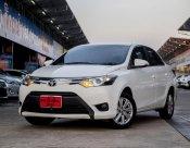 จัดฟรีดาวน์ได้ สภาพสวยตามรูป แถมการันตีซ่อมศูนย์ให้2ปี Toyota Vios 1.5 G ปี 2015