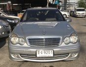 2006 Mercedes-Benz C220 CDI Elegance sedan