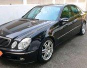MERCEDES-BENZ E240 2003 สภาพดี