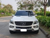 MERCEDES-BENZ ML250 CDI 2015 สภาพดี