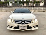 MERCEDES BENZ E-Coupe 250 ปี 2011