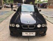 BMW 520i ปี 1990 ติดเเก๊ส LPG ลงเล่มเเล้ว เล่มพร้อม