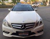 2011 Benz E250 CGI